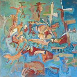 Lanfranco Lanza's 'Frames'