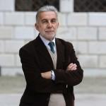Interpress/M.Tagliapietra Venezia 23.10.2014.- Il direttore del Conservatorio Benedetto Marcello Massimo Contiero va in pensione.